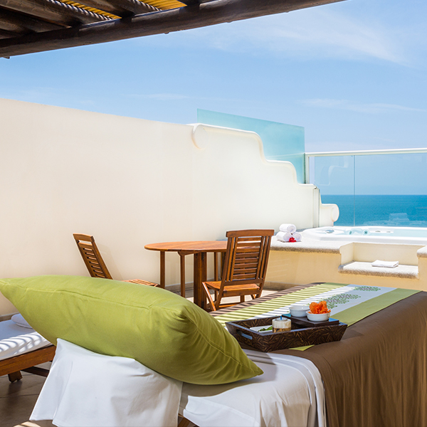 Wellness Suites Amenities at Grand Velas Riviera Nayarit