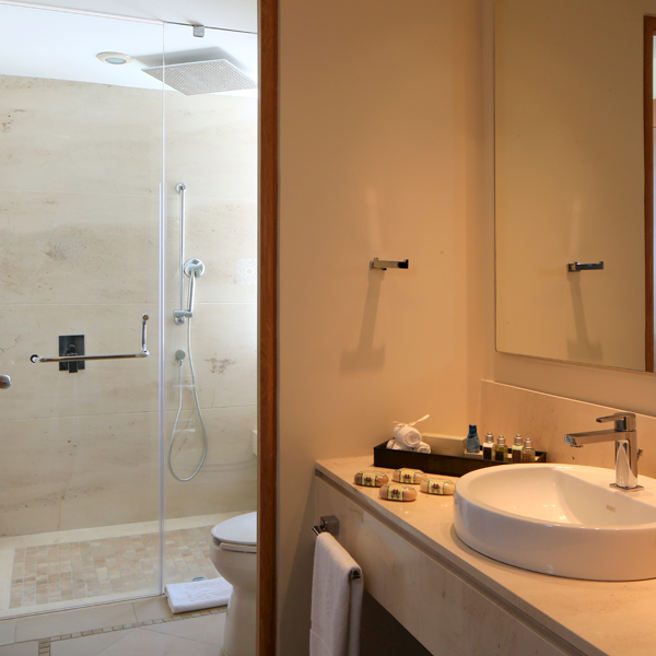 Wellness Suites Offering Bath Amenities at Grand Velas Riviera Nayarit