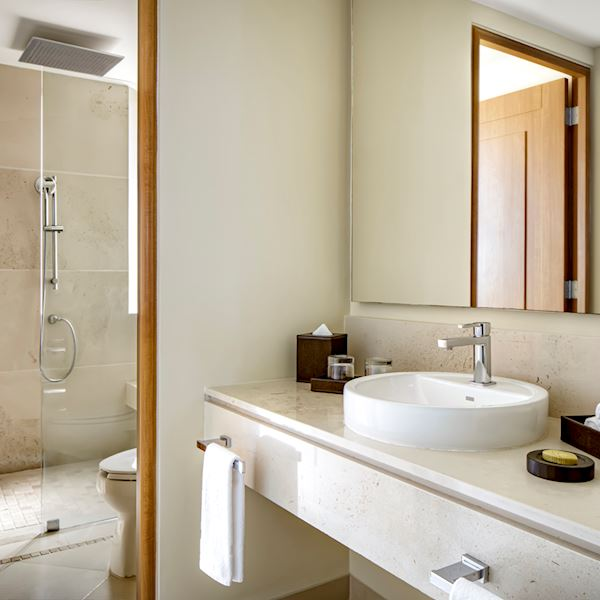 Wellness Suites Offering Bath Amenities at Grand Velas Riviera Nayarit